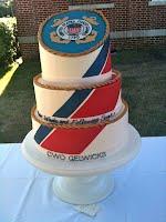 AUP Cake USCG