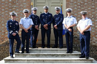 USCG AUP William and Mary class of 2012
